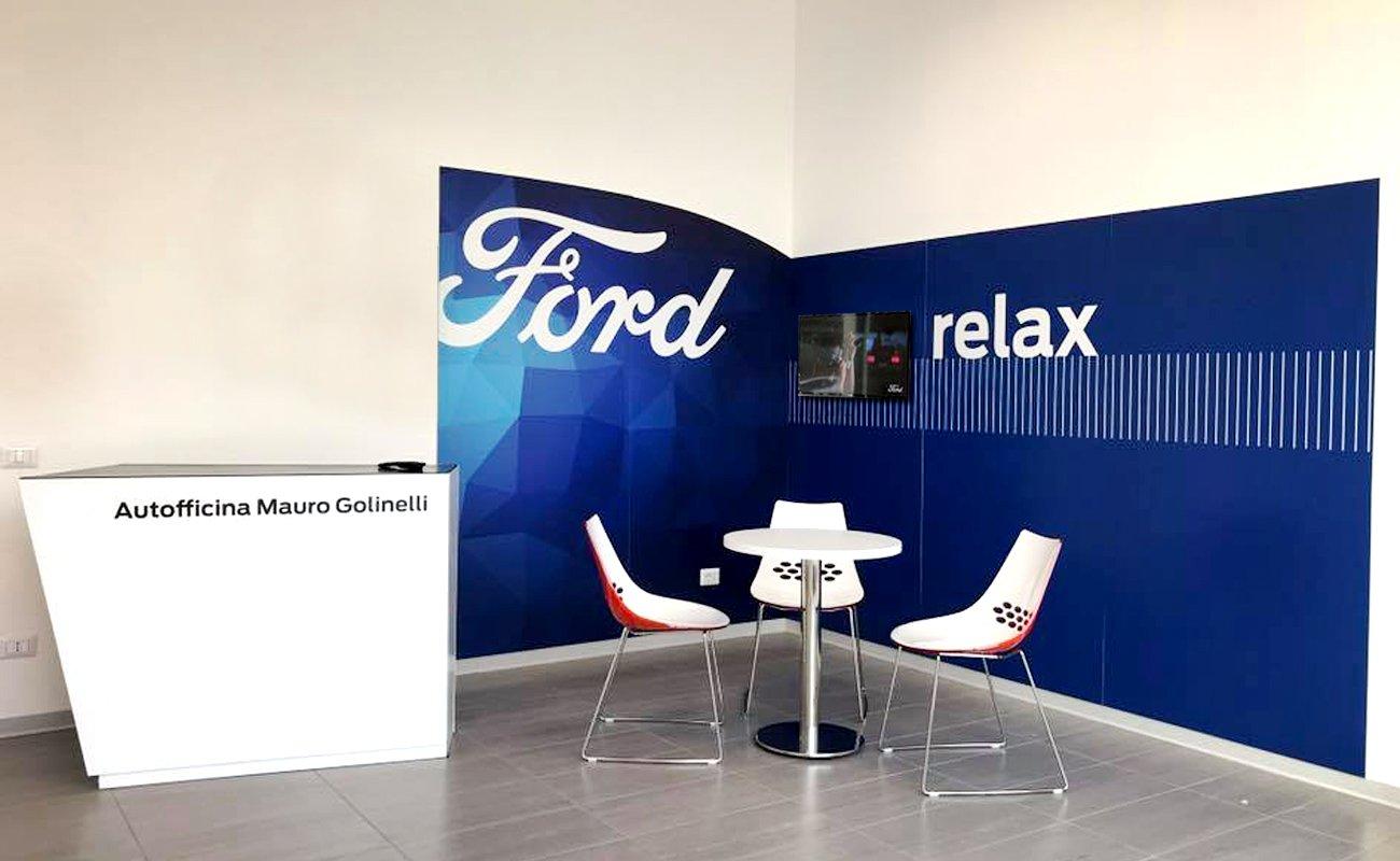 Kit Ford Riparatori Autorizzati
