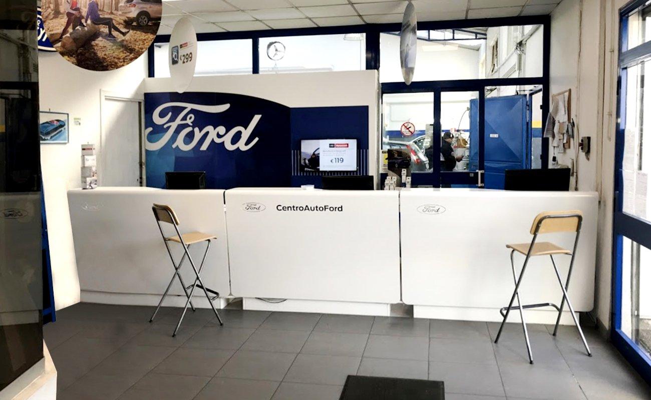 Kit Ford per Officine autorizzate con desk premium