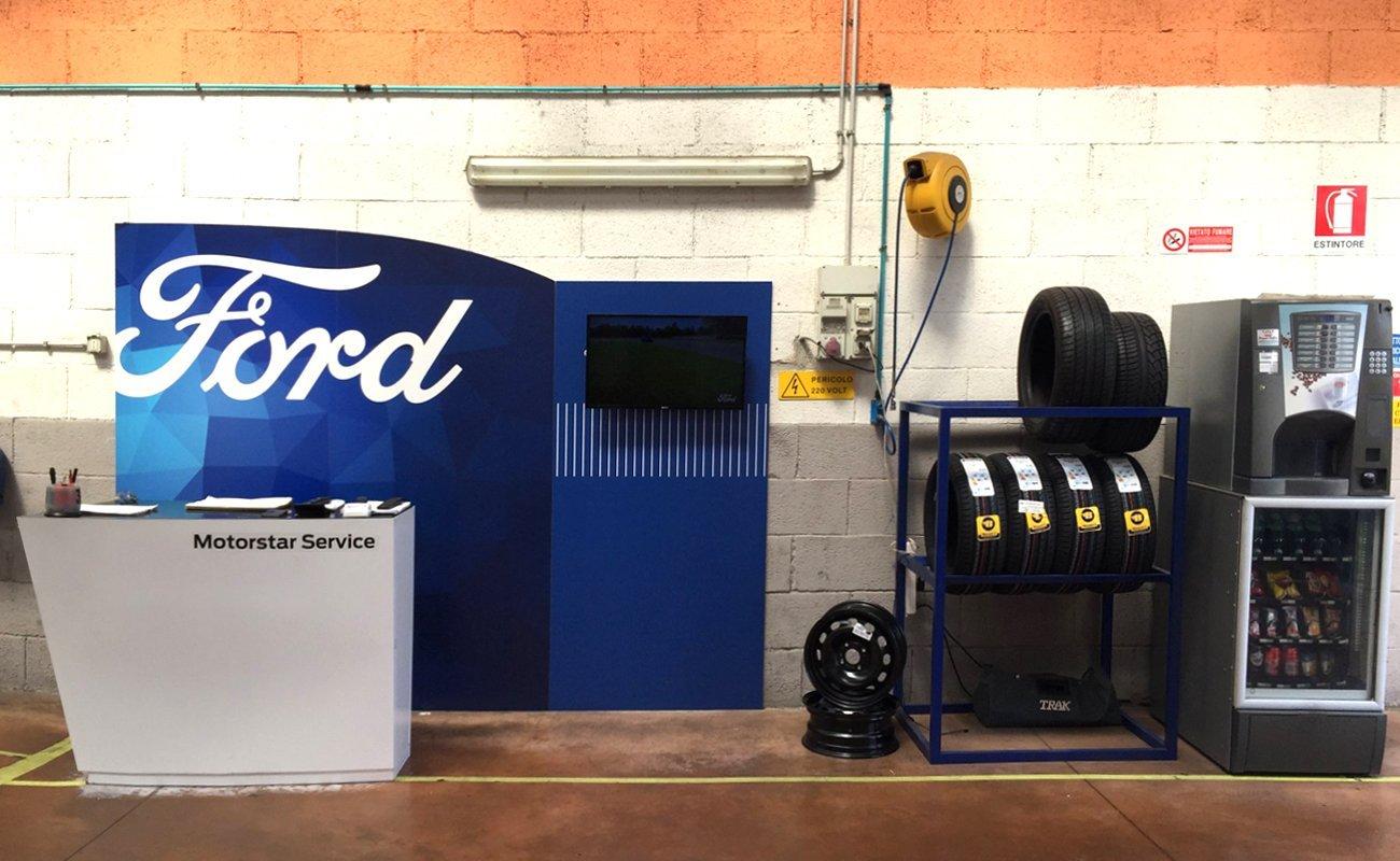 Kit Ford per Riparatori Autorizzati